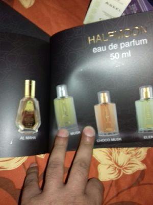 Half Moon Perfumes