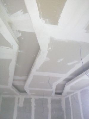 Office Gypsum False Ceiling Services
