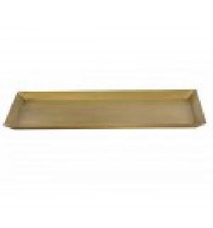 Edge Plated Service Tray