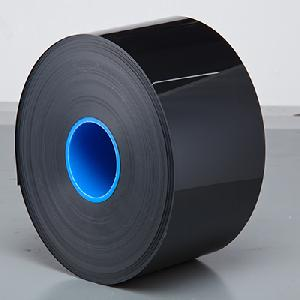 Black Pet Silicone Tape