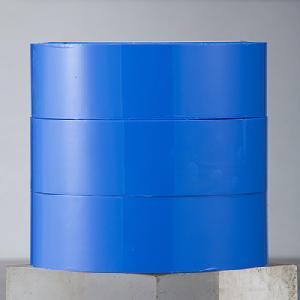 BLUE PET film silicone tape