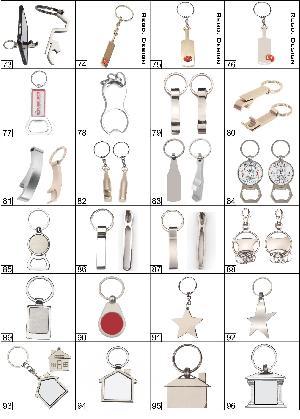 Bottle Opener Keychain