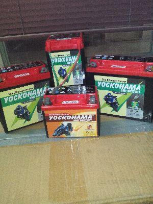 Motorcycle Smf Batteries