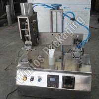 Semi Automatic Tube Sealing, Coding & Trimming Machine