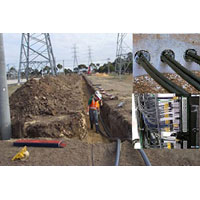 Erection Segment Cable Laying And Termination