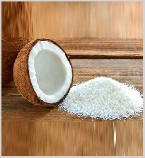 Desiccated Coconut Powder: