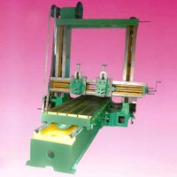 Double Tool Post Planner Machine