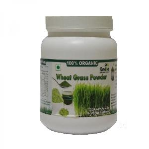 Kedia Organic Wheat Grass Powder