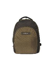 Corus Brown Laptop Backpack