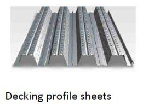 Decking Profile Sheets