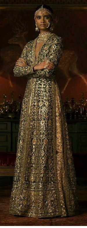 e941a85440f Ladies Salwar Suits   Bridal One Piece Dress Manufacturer from Jalandhar