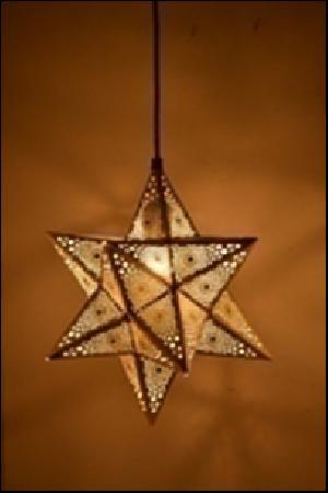 Star Shaped Lamps