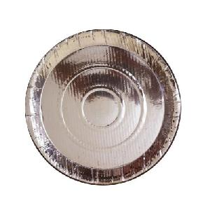 Aluminum Coated Disposable Paper Plates