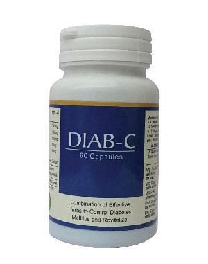 Diab-c Diabetes Capsule