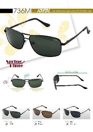 736M Metal sunglasses