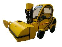 Alano1900 Ride street sweeping machine
