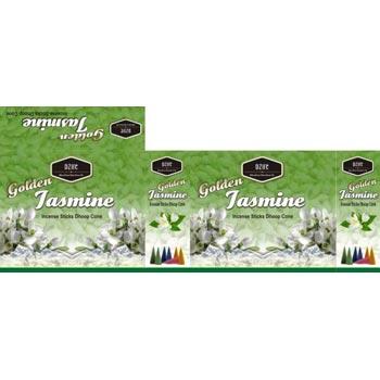 Golden Jasmine Incense Cones