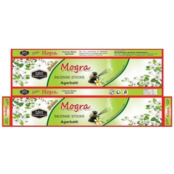 Golden Mogra Incense Sticks