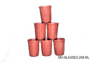 M-3 Clay Glasses