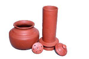 Clay Puttu Maker