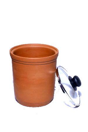 Clay Tea Sugar Jar