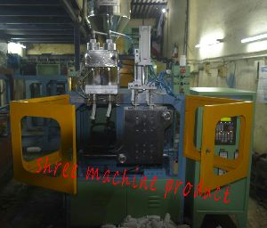 Fully Automatic Plastic Blow Molding Machine.