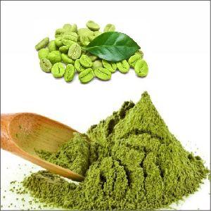 Instant Green Coffee Powder