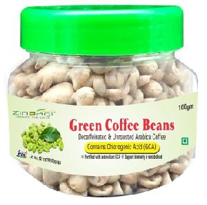 Zindagi Green Coffee Beans