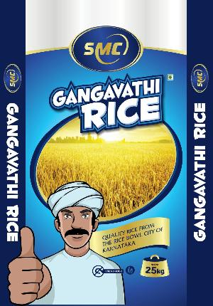 Gangavathi Rice