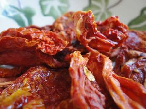 100% organic sun dried tomatoes
