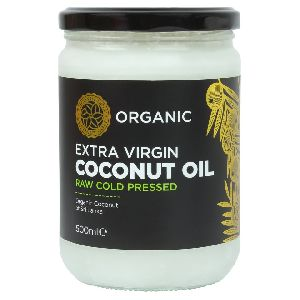 Organic Certified Extra Virgin coconut oil