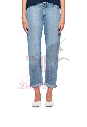 Ladies & Girls Relaxed Fit Jeans