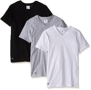 Mens Cotton V Neck T-Shirts