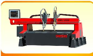 CNC GAS/PLASMA PROFILE CUTTING MACHINE BY MEMCO