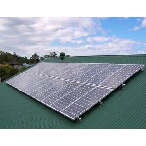 Commercial Solar Rooftop Installation Services