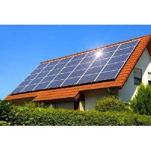 Domestic Solar Rooftop Installation Services