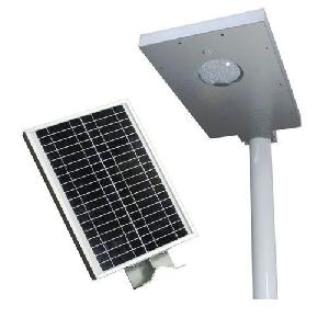 Integrated Solar Street Lights