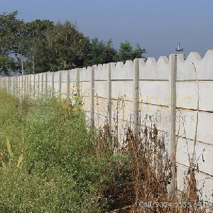 Elegance Cement Products - Rcc compound Wall Manufacturer