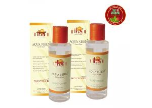 2 Pack Aqua Neem Natural Skin Toner