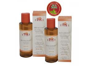 2 Pack Body Radiance Body Massage Oil