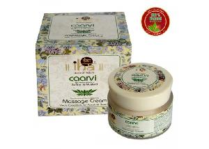 Caarvi Ayurvedic Massage Cream