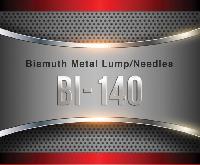 BISMUTH METAL LUMP NEEDLES