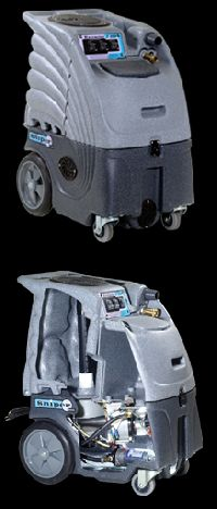 Sniper 6 Gallon Carpet Cleaning Equipment