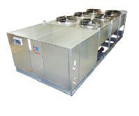 Koldwave Air-Cooled unit
