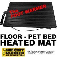 Heated Electric Footwarmer Mat