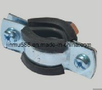 Pipe Clamps With Rubber