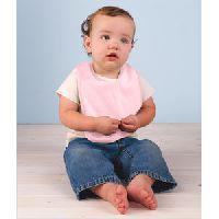 Organic 2-ply Baby Rib Bib