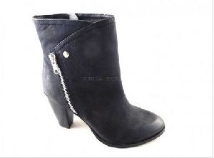 d880fa531bece Ladies Leather Boots - Manufacturers, Suppliers & Exporters in India