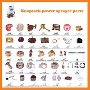 Knapsack Power Sprayer Spare Parts