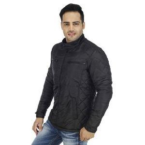 Soc 119 Smart Multi Pocket Signature Quilted Jacket